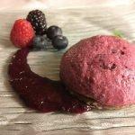 mousse vegetale frutti rossi